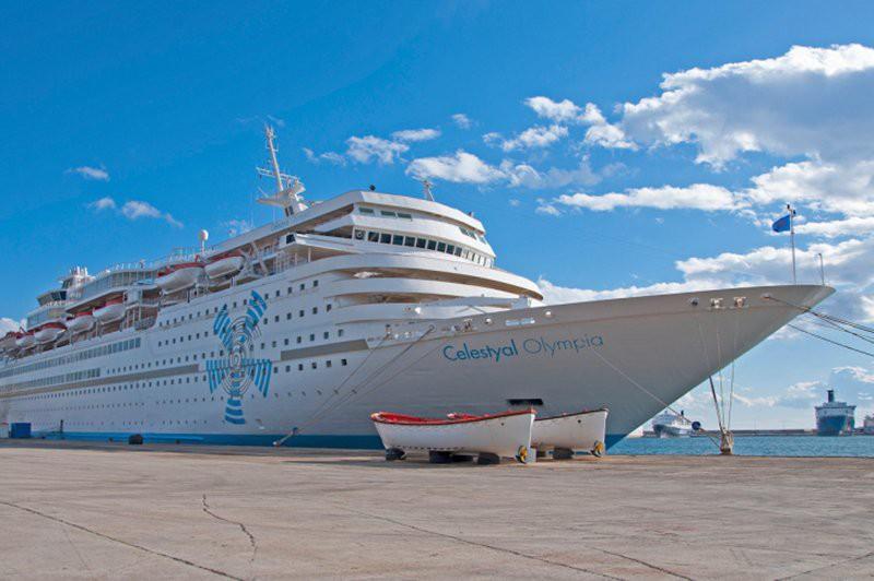 Celestyal Olympia : combiné iles grecques tout compris