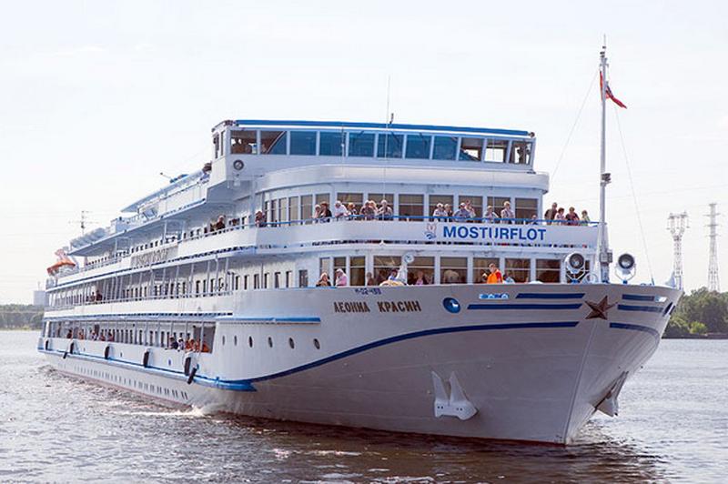 Croisière fluviale : la Russie de St-Pétersbourg à Moscou - départ de Marseille