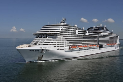MSC World Cruise 2022