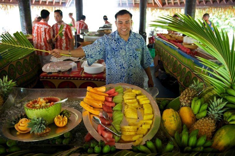 Croisière en Polynésie française : îles de la Société et Tahiti Iti