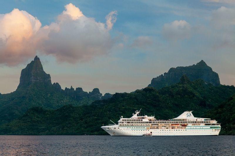 Croisière en Polynésie française : îles de la Société et des Tuamotu