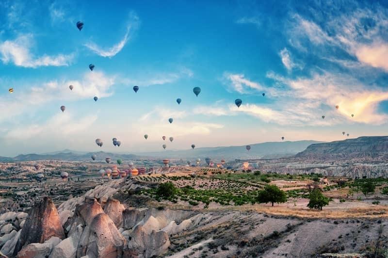 La Slovénie, l'Albanie, l'Arménie, la Turquie...en jet privé formule TOUT COMPRIS